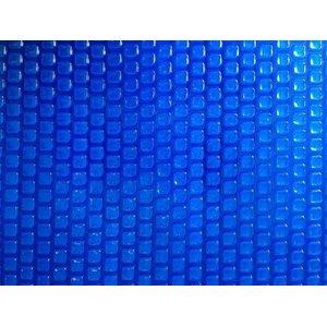 Capa Térmica Piscina - 8,00m x 4,00m - 300 Micras - Azul