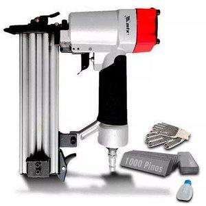 Pinador Pneumático Profissional 10 a 50mm MTX