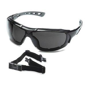 Óculos De Proteção Steelflex Anti Embaçante Tático Tiro Airsoft Bike Moto Roma Ca 40903