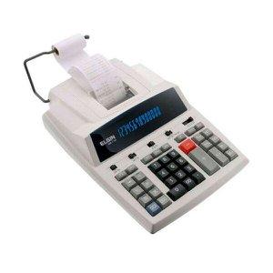 Calculadora com Bobina 14 Dígitos Mb7142 e Display Fluorescente Elgin