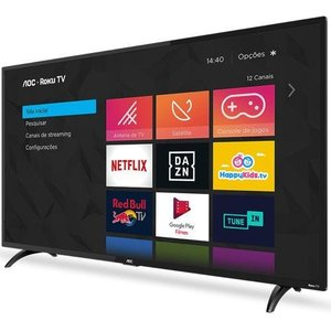 TV 43P AOC LED SMART Wifi FULL HD USB HDMI - 43S5195