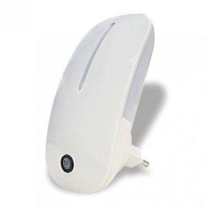 Luz Guia LED com Sensor Taschibra 6500K