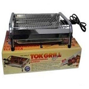 Churrasqueira Elétrica Tok Grill II Light II - 110 volts