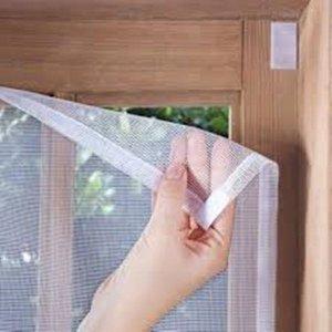 Tela mosquiteira para janela 1.25 x 1.25