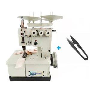 Maquina Costura Galoneira 3 Agulhas + Kit Acessórios+110V
