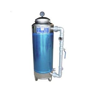 Filtro de Caixa d'água para Entrada Central 3.000 l/h Inox Tecsol