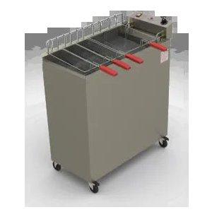 Fritadeira Eletrônica PR-3000 EL Progás Aço Inox Escovado 6000 Watts 220V