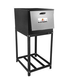 Forno Industrial Baixa Pressão Com Cavalete - 54l