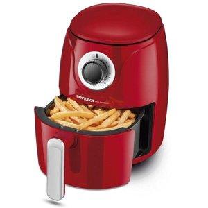 Fritadeira sem Óleo Lenoxx Easy Fryer Vermelha PFR905 - 127V