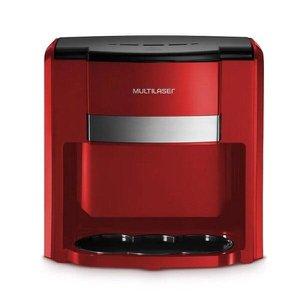 Cafeteira Multilaser BE015 Vermelha - 127V
