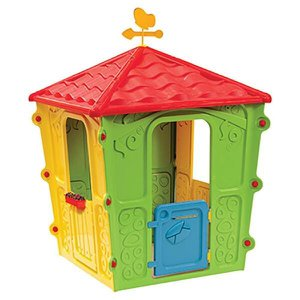 Casa Infantil Casinha de Brinquedo Catavento, Portátil BelFix Bel Brink