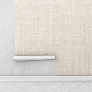 Papel de parede contemporâneo estilo tecido Para Sala e Quarto