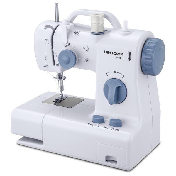 Máquina De Costura Lenoxx Pratic Psm105