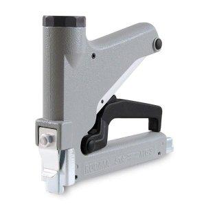 Grampeador Tapeceiro Profissional Em Alumínio 51a Rocama