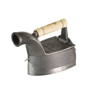 Mini Ferro Braseiro Ferro Fundido Santana 11x7x1cm