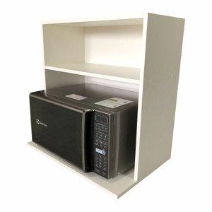 Suporte Microondas Armário Multiuso Para Cozinha 100% Mdf