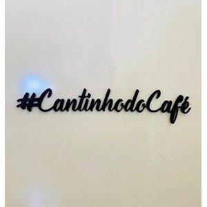 Palavra #Cantinho do Café