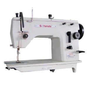 Máquina De Costura Zig Zag Semi Industrial Yamata-110v / 220
