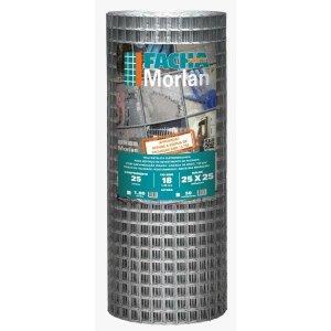 Tela Soldada Fachada 1,0x25m 25x25mm Facha Forte Morlan