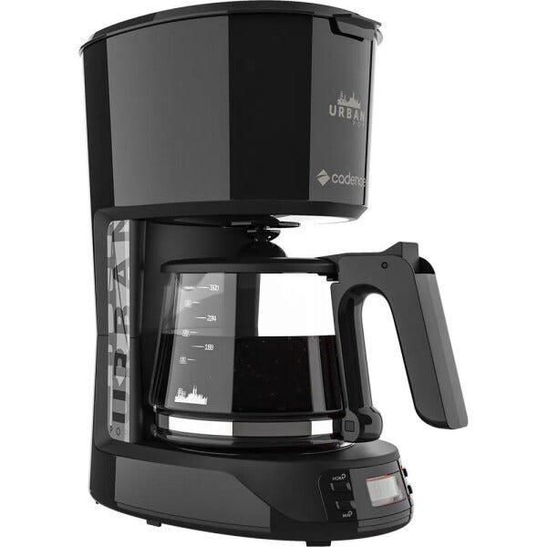 Cafeteira Elétrica Cadence Urban Pop Programável Preto 110v - Caf710