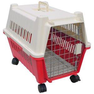 Caixa Transporte Pet Cães e Gatos