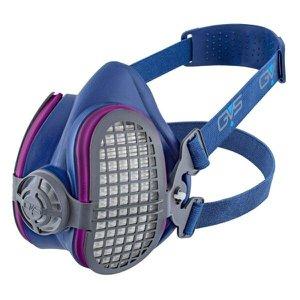 Respirador Semifacial Com 2 filtros Inclusos Elipse P3 - GVS - P-M