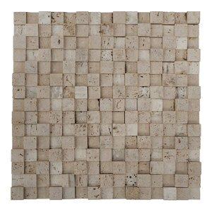 Mosaico Atelier Travertino 30x30 01m²