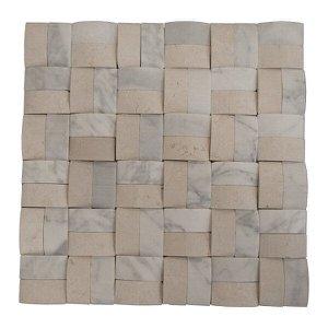 Mosaico Atelier Sombras 30X30 01m²