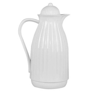 Garrafa Térmica Vintage 1 L Branca