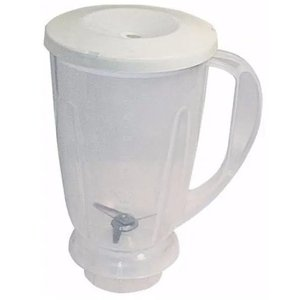 Copo de liquidificador Arno Clean Antigo Translúcido