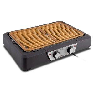 Churrasqueira Elétrica Philco PCQ1800D Maxx Gold Antiaderente 1800W 220V