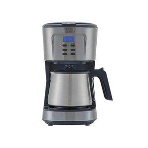 CAFETEIRA PROGRAMAVEL JARRA INOX 30 CAFES BLACK DECKER 220V