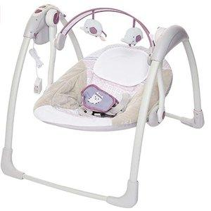 Cadeira Automática Lilás Plush Toys Mastela