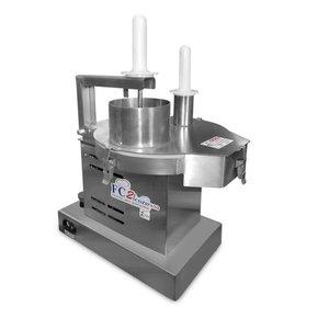 Multiprocessador de Alimentos Industrial em Inox com 6 Discos 127v - FC2