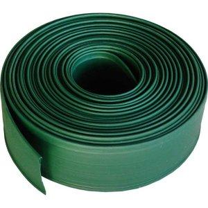 Separador Limitador de Grama Com Borda 100 mts Verde