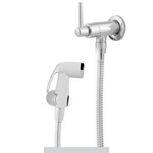Ducha Higiênica Luma Oliveira C-72 1/4 De Volta Para Banheiro Em Metal