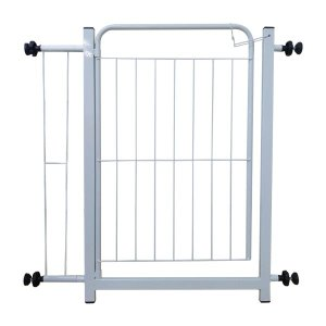 Portão De Seguranca Com Extensor 69x5x81cm Branco
