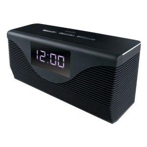 Rádio Relógio E Alto-Falante Estéreo Bluetooth Hifi Dream Time