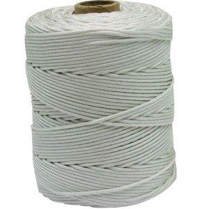 Corda Trançada de Polipropileno 2,5mm - 310m +-1kg - Branca