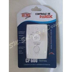 Controle de Parede para Ventilador com Cordinha Home Line 110V CP600