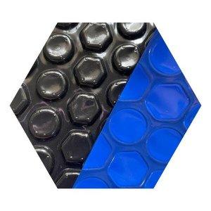 Manta Térmica Piscina 330 Micras Atco 3X5 Black/Blue 5X3