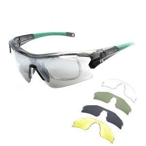 Óculos De Ciclismo Speedo Pro 3 5 Lentes H01