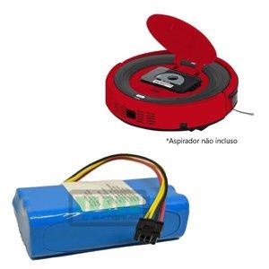 Pack de Bateria 14,4V 1500mAh / Aplicação WAP ROBOT W300