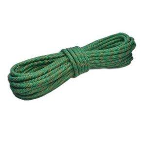 Corda Semi-Estática K2 11,5 mm - Cabo solteiro de 7 metros verde