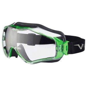 Óculos de proteção 6x3 Ampla Visão Com Encaixe Para Protetor Facial Univet