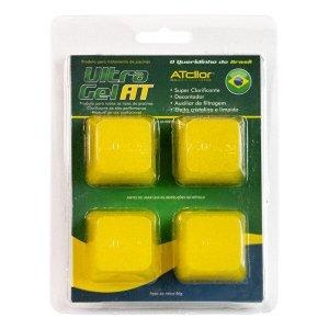 Clarificante para piscinas Ultra Gel AT c/ 4 unidades ATCllor