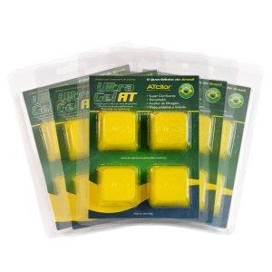 Kit c/ 5 Clarificantes para piscinas Ultra Gel AT c/ 4 unidades ATCllor