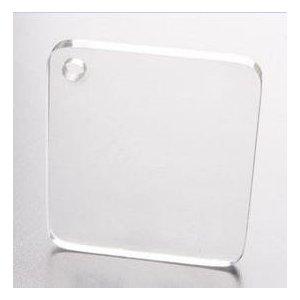 Chapa Placa de PETG 200 x 100cm - 1mm Cristal