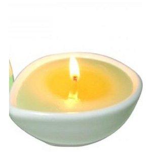 Vela quente para massagem - Equilíbrio