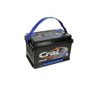 Baterias para Carro Cral Top Line CL-70D 70Ah